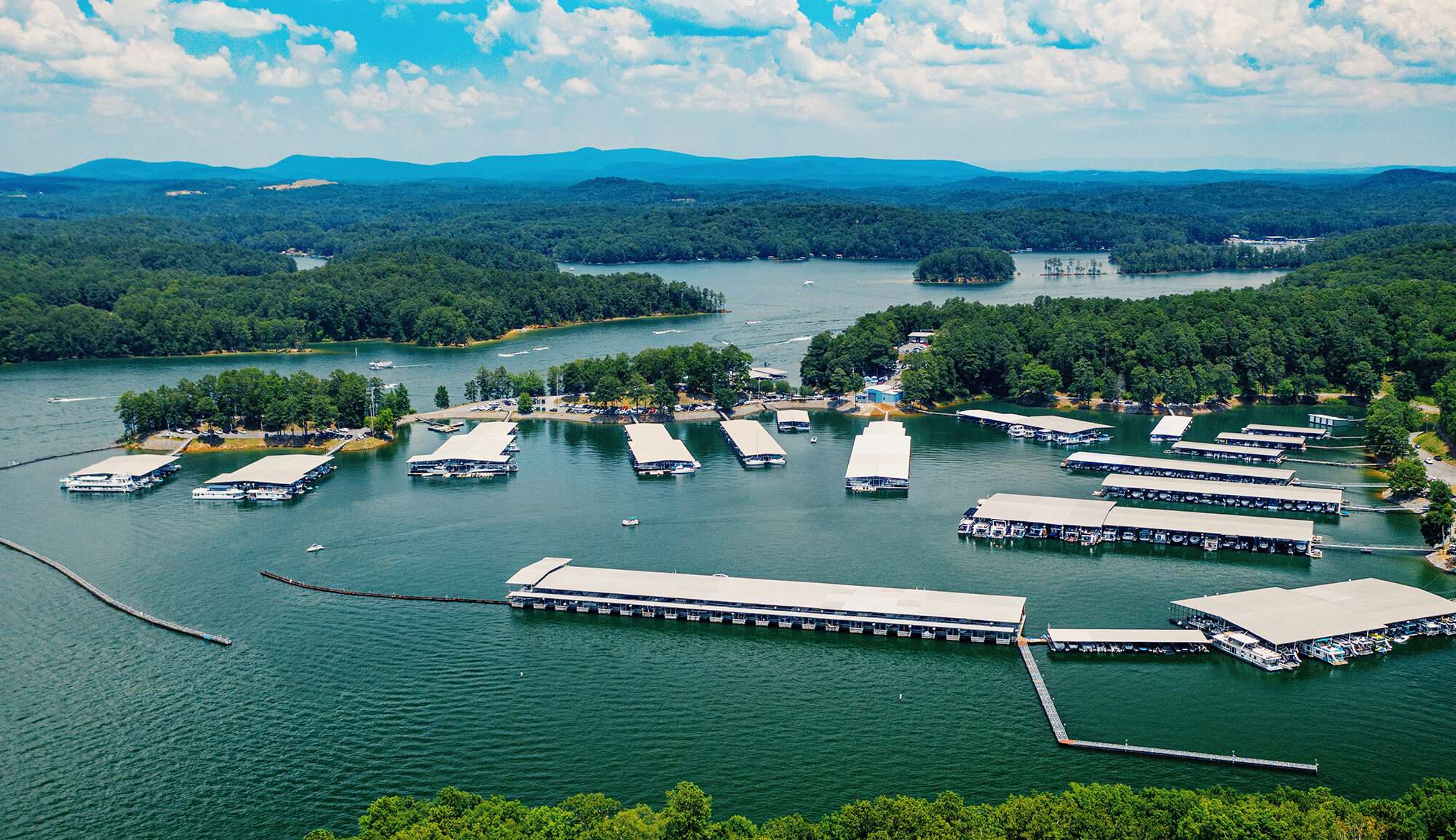 park marina boat storage header